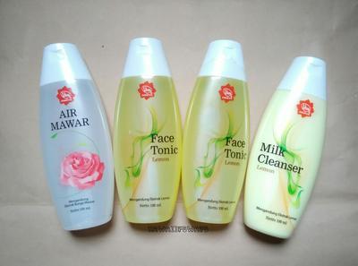 Ada yang Masih Pakai Viva Face Tonic dan Milk Cleanser? Apa Varian Kesukaan Kalian? Share Yuk!