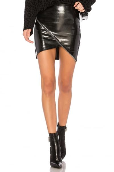 The One and Only Vinyl Skirt