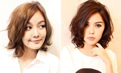 Ladies Ini Dia Tips Agar Gaya Rambut C-Curl ala Korea Gak Bikin Muka Terlihat Tembem!
