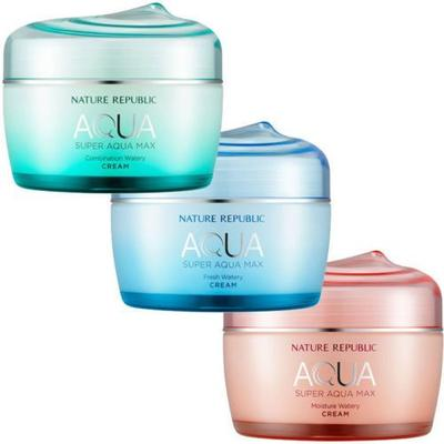 Nature Republic Aqua Max Combination Watery Cream