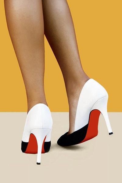 High Heels Tanggung