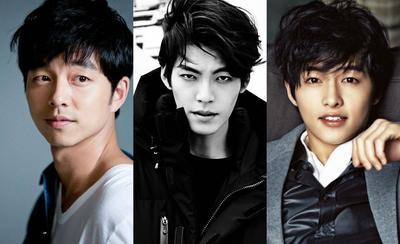 Siapa aktor korea paling ganteng menurut kalian?