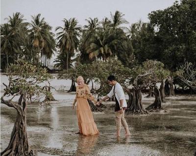 Foto Pre Wedding Dwi Handayani
