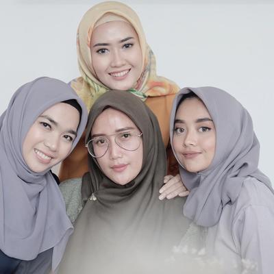 Inilah Deretan Warna Hijab yang Sebaiknya Dimiliki Oleh Para Hijabers Pemula
