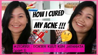 Jadi Dokter Kulit Super Hits! Ada yang pernah berobat jerawat ke Dokter Kun Jayanata?