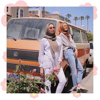 Vanilla Hijab