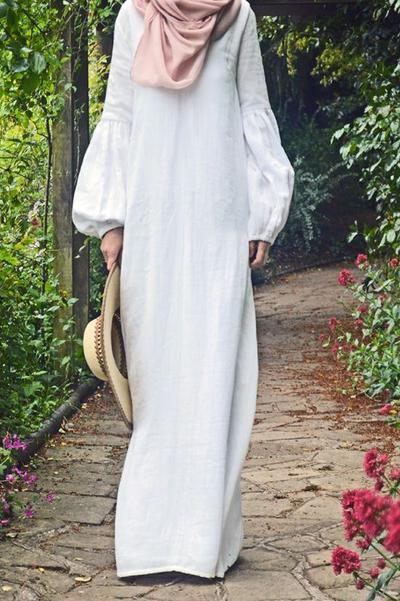 Jangan Salah Pilih, Ini Dia Model Gamis yang Cocok Untuk Dipakai Remaja