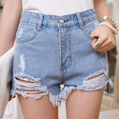 Di Crop dan Jadilah Hot Pants