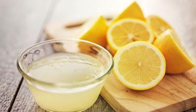 Air Lemon Dan Sabun Sunlight