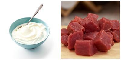 Yogurt & Daging