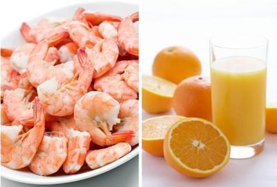 Udang & Vitamin C