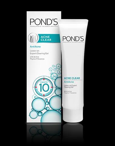 Pond's – Daily Expert Gel Moisturizer