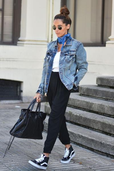 Jacket Jeans Would be The Best Pair!
