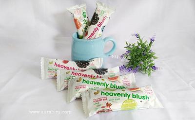 Heavenly Blush Tumm Yogurt Bar