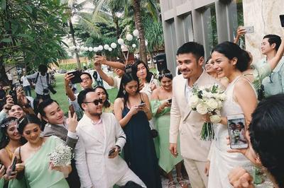 #HariPatahHatiSedunia Chicco Jerikho dan Putri Marino Menikah! Gimana Pendapatmu??
