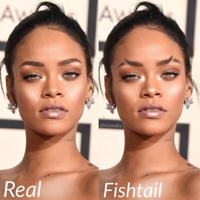 Apa Sih Fishtail Eyebrow?