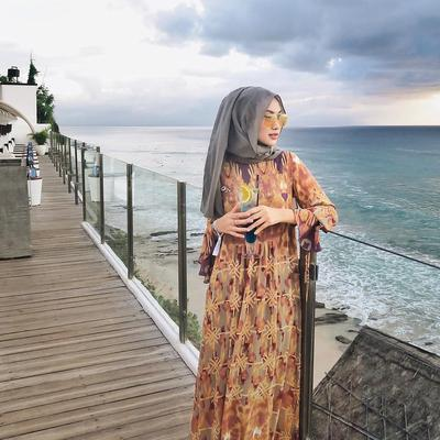 Twisted Hijab Style