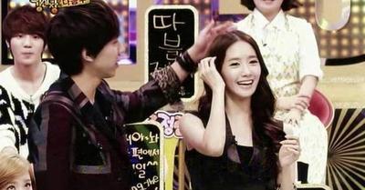 Yoona SNSD dan Lee Seung Gi