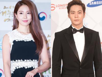 BoA dan Joo Won