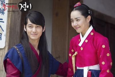 Moon Geun Young dan Kim Bum