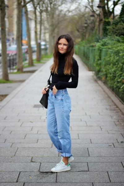 Boyfriend Jeans for Rectangular Shapes