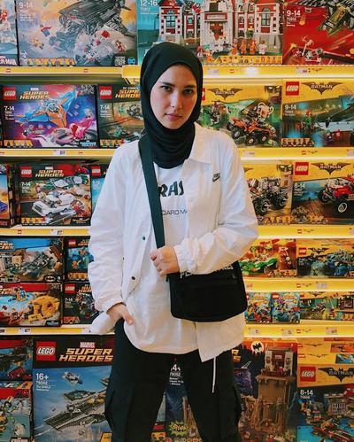 Bahan Hijab Untuk Wajah Tirus