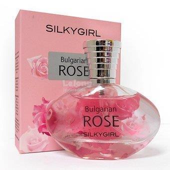 Silky Girl Bulgarian Rose Eau De Toilette