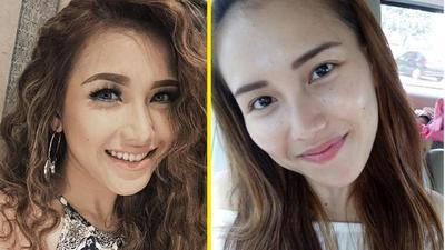 #FORUM Wow! Ternyata Ini Wajah Selebriti Indonesia Saat Tidak Pakai Makeup! Gimana Menurut Kalian, Cantik Or??