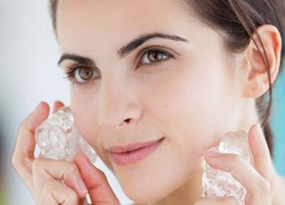 #FORUM Ladies, Benar Gak Sih Es Batu Bisa Meredakan Jerawat dan Mengecilkan Pori-Pori??