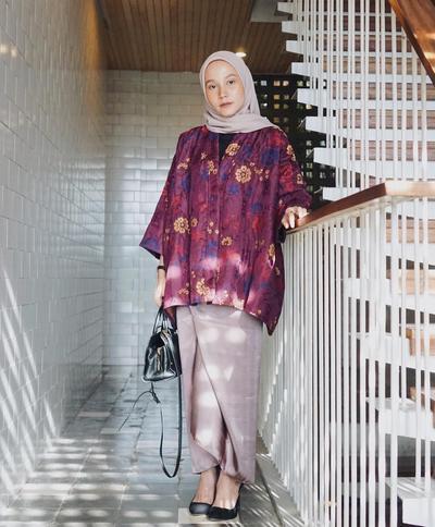 Tips 1: Memakai Batik