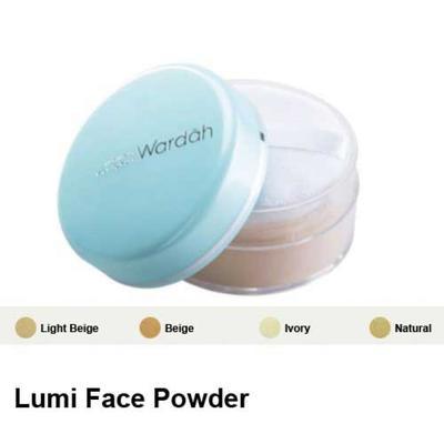 Luminous Face Powder Wardah Natural