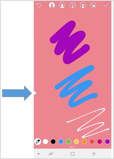 Tips #2. Ubah Ukuran Font dan Pen