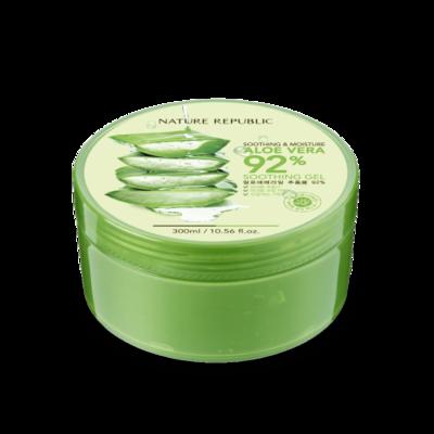 Nature Republic Aloe Vera Gel Sebagai Primer Makeup? Bisa Enggak, Ya?