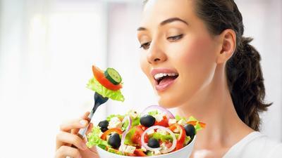 Konsumsi Makanan yang Kaya Antioksidan