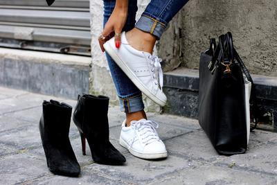 #FORUM Ladies, Sneakers vs High Heels, Kamu Lebih Pilih yang Mana??