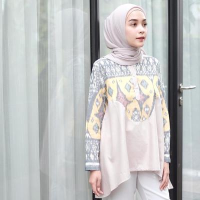 5 Warna Hijab yang Sering Dipakai Hamidah Rachmayanti Ini Akan Lengkapi Gaya OOTD-mu!