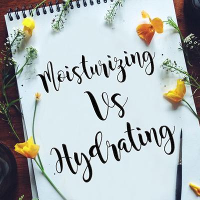 Sering Dianggap Sama, Ternyata Ini Bedanya Hydrating dan Moisturizing Skin!