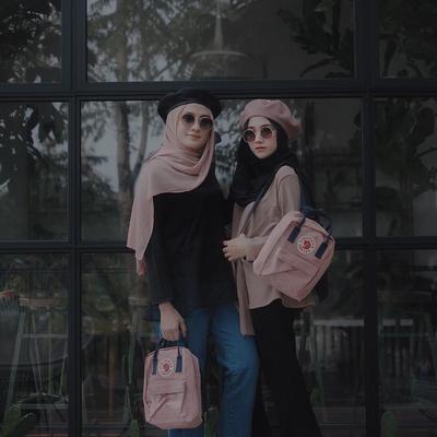 Jangan Salah Pilih Outfit, Ini Tips yang Harus Diperhatikan Hijabers Bertubuh Pendek