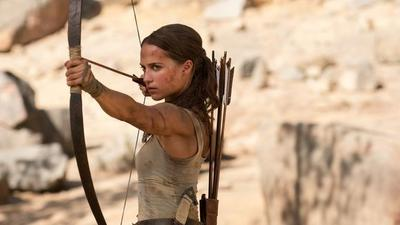 Bukan Angelina Jolie, Ini Sosok Baru yang Memerankan Tokoh Lara Croft di Tahun 2018!