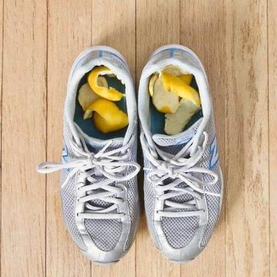 Kulit Jeruk atau Lemon