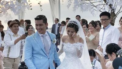 Tak Cuma Jadi Destinasi Liburan, 4 Pasangan Artis Berikut Juga Menjadikan Bali Sebagai Destinasi Pernikahan Romantis Mereka