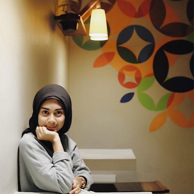 Anti Ribet, Style Hijab Casual Dianty Annisa Berikut Cocok Banget Ditiru Remaja!