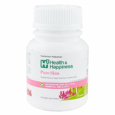 #FORUM Bete Dengan Jerawat?? Tertarik Mencoba H2 Pure Skin, Suplemen yang Efektif Mencegah Jerawat Ladies?