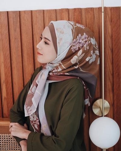 Tips Memadukan Hijab Pattern yang Lagi Hits Saat Ini, Mana yang Kamu Banget?