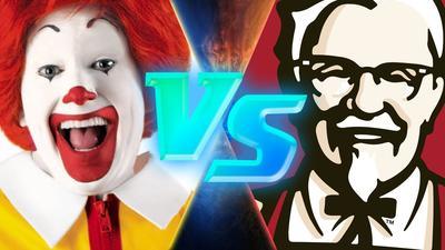 Serupa Tapi Tak Sama, Ini Bedanya KFC dan McD! Kamu Termasuk Tim Mana Nih?