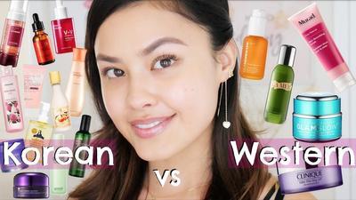 #FORUM Kalian Lebih Pilih Mana Ladies? Skincare Korean vs Skincare Western??