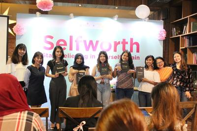 "Event Beautynesia X Purbasari dengan Mengangkat Tema ""Start Believing in Yourself Again"""