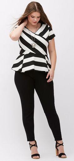Choose a Thicker Stripes!