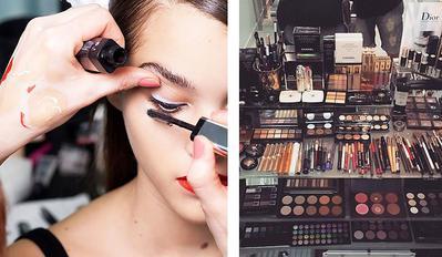 Peralatan Makeup yang Dipakai Harganya Mahal