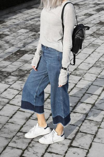 Culottes Jeans for Fashionable Look